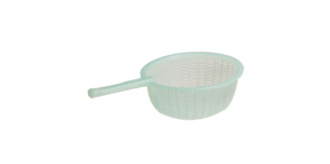 櫻桃調理組 Handy Mesh Bowl Set Item No. 濾網-01014 Size. W327xD208xH88 mm(濾網) Color. 紅、藍、綠 *可搭配濾網一起使用 *分離式設計,清洗方便