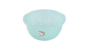 櫻桃調理缽18型 Bowl No.18 Item No. 含濾網-07014 Size. W185xD180xH90 mm(濾網) Color. 紅、藍、綠 *可搭配濾網一起使用 *分離式設計,清洗方便