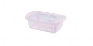 水仙萬用籃 Laundry Basket Item No. 01015 Size. W522xD370xH195 mm Color. 紅、藍 *可放置小物、零件等雜物,讓居家環境更為整齊乾淨