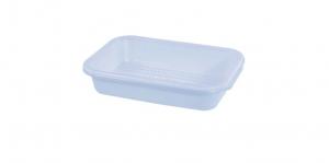 和風盛皿 Drainer Set Item No. 01022 Size. W380xD275xH83 mm Color. 紅、藍 *各式筷匙餐具收納皆宜 *分離式設計,清洗方便