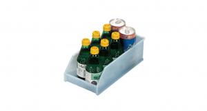 冷藏盒 Food Tray- Shallow, Deep Item No. 大-05026 Size. W140xD297xH82 mm(大) Color. 紅、藍、綠 *堆疊設計 可上下堆疊,節省更多空間