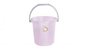 吉第水桶 Round Bucket Item No. 08015(2.3L) Size. W217xD198xH153 mm(2.3L) Color. 紅、藍、綠 *貼心設計 把手設計手提好便利