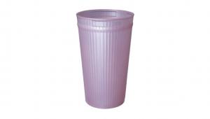 長頸鹿置物桶(L) Trash Can(L) Item No. 08017(25L) Size. Ø275xH455 mm Color. 紅、藍、綠 *貼心設計 邊條扣碼設計,使用上更加方便 *多種尺寸,滿足各種空間 *100%台灣製造,品質保證