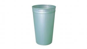 長頸鹿置物桶(S) Trash Can(S) Item No. 08019(8L) Size. Ø195xH290 mm Color. 紅、藍、綠 *貼心設計 邊條扣碼設計,使用上更加方便 *多種尺寸,滿足各種空間 *100%台灣製造,品質保證