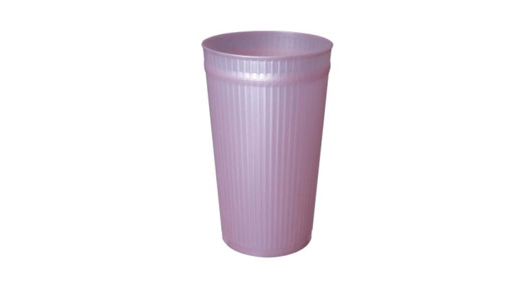 百合置物桶(S) Trash Can(S) Item No. 08022(8L) Size. Ø195xH290 mm Color. 紅、藍、綠 *多種尺寸,滿足各種空間 *100%台灣製造,品質保證