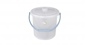 吉第水桶附蓋 Round Bucket -With Cover Item No. 08104(13L) Size.W305xD300xH310 mm(13L) *貼心設計 把手設計手提好便利