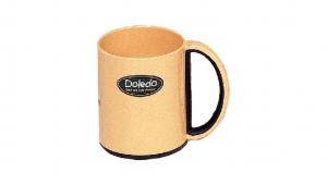 如意口杯 Cup (300cc) Item No. 126 Size. W112xD77xH95 mm Color. 紅、黃、白 *300cc的大容量,居家生活、盥洗皆合宜