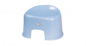 偉寶座椅 Stool Item No. 128 Size. W365xD295xH250 mm Color. 紅、藍 *椅面寬,後緣凸起,符合人體工學,乘坐舒適