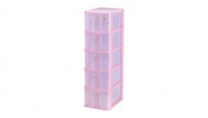 大物五層收納架 Storage Cabinet – 5 Drawers Item NO. 9835 Size. W255xD350xH870mm Color. 紅、藍、綠 *拉環設計 把手拉環設計,易拉好開 *可搭配作堆疊 *可收納檔案書籍