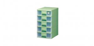 小博士五層公文櫃 A4 Drawer Cabinet- 5 Drawers Item NO. A405 Size. W250xD342xH465mm Color. 紅、藍、綠 *100%台灣製造 *可收納文具小物