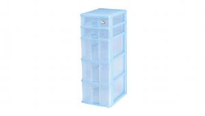 五層公文盒 Storage Cabinet – 3 Deep, 2 Shallow Item NO. AD32 Size. W255xD350xH710mm Color. 紅、藍、綠 *拉環設計 把手拉環設計,易拉好開 *可收納A4檔案、公文、文具小物