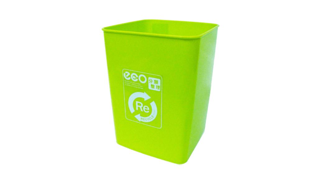 安可紙林(6L) Trash Can(6L) Item No. EB-06(6L) Size. W175xD175xH230 mm Color. 紅、藍、綠、橘 *多種尺寸,滿足各種空間 *100%台灣製造,品質保證