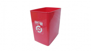 安可紙林(10L) Trash Can(10L) Item No. EB-10(10L) Size. W250xD175xH270 mm Color. 紅、藍、綠、橘 *多種尺寸,滿足各種空間 *100%台灣製造,品質保證