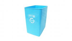安可紙林(15L) Trash Can(15L) Item No. EB-15(15L) Size. W290xD200xH310 mm Color. 紅、藍、綠、橘 *多種尺寸,滿足各種空間 *100%台灣製造,品質保證