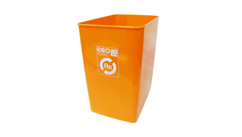 安可紙林(20L) Trash Can(20L) Item No. EB-20(20L) Size. W228xD325xH342 mm Color. 紅、藍、綠、橘 *多種尺寸,滿足各種空間 *100%台灣製造,品質保證