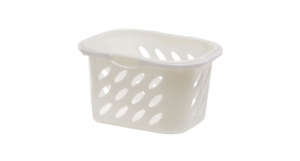 小吉寶提籃 Shopping Basket Item No. JP207 Size. W285xD205xH160 mm Color. 紅、藍、綠、白 *貼心設計 把手設計手提好便利