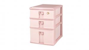 小生活組合櫃-一深二淺 Storage Cabinet -1 Deep, 2 Shallow Item NO. NL312 Size. W305xD405xH432mm Color. 紅、藍 *拉環設計,把手拉環設計,易拉好開 *可作為文具小物收納之用