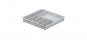 小小收集皿 Mini Shallow Container Item NO. TA101 Size. W170xD170xH25mm *100%台灣製造 *可收納文具小物