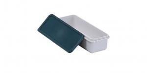 小小盒 Mini Storage Box Item NO. TA501(1.8L) Size. W60xD150xH43mm *100%台灣製造 *可收納文具小物