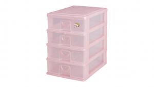 新的四層公文盒 Storage Cabinet -4 Drawers Item NO. AD04 Size. W255xD350xH370mm Color. 紅、藍、綠 *拉環設計 把手拉環設計,易拉好開 *可收納A4檔案、公文、文具小物