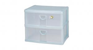 大人物置物盒-深二層 Drawer Cabinet -Wide -2 Deep Item NO. AW20 Size. W342xD255XH278mm Color. 紅、藍、綠 *拉環設計,易拉好開 *可作為文具小物收納之用 *透明抽屜,資料清晰可見