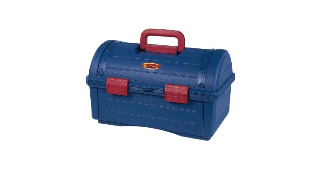 海盜百寶箱 Tool Case Item No. SB435 Size. W435xD275xH250 mm Color. 灰、綠、藍 *貼心設計 把手設計隨身攜帶好便利 *卡榫設計 抽屜不滑落,便於收藏小物